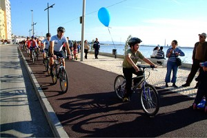Barreiro has another bike path