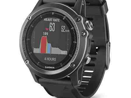 474981f2359 Garmin® apresenta novos relógios desportivos fēnix® 3 Sapphire ...