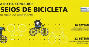 Barreiro: Passeio de Bicicleta da Mobilidade