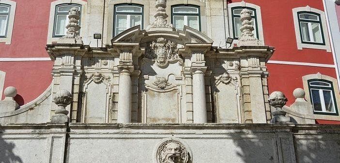 À descoberta dos Chafarizes de Lisboa II
