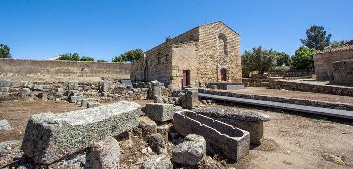 Descoberta nova porta de origem romana na Aldeia Histórica de Idanha-a-Velha