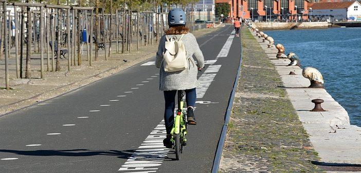 Ande de bicicleta com mais confiança