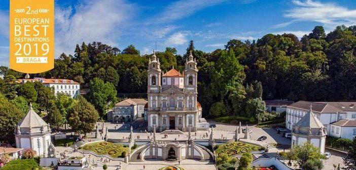 Braga eleita segundo Melhor Destino Europeu em 2019