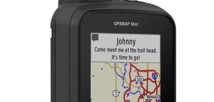 Garmin® renova popular série de equipamentos GPSMAP®