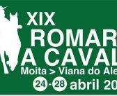 Romaria a Cavalo de 24 a 28 de abril