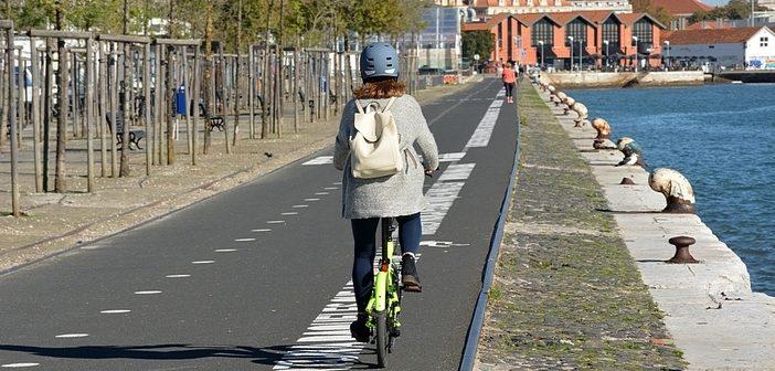 Equipa da UC desenvolve metodologia que identifica os trajetos urbanos onde os ciclistas estão menos expostos a poluentes