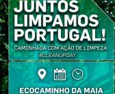 Maia promove caminhada com ação de limpeza para assinalar o World Cleanup Day