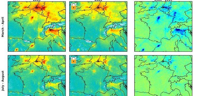 Poluição do ar num mundo pós-COVID-19